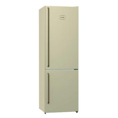 Gorenje NRK611CLI Classico retro kombinált hűtőszekrény