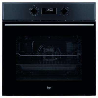 Teka HSB 630 BLACK TOTAL multifunkciós beépíthető sütő