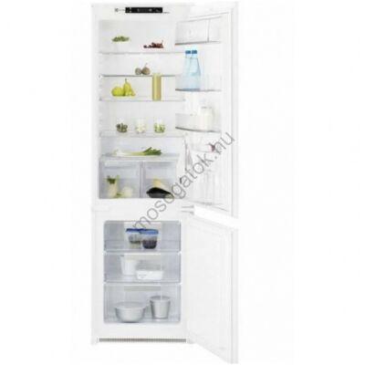 ELECTROLUX ENN2853COW beépíthető kombinált hűtőszekrény