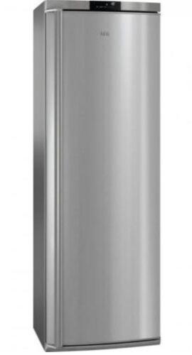 Image of AEG AGE52516NX inox 7 rekeszes fagyasztószekrény gyorsfagyasztás No Frost 229L A+