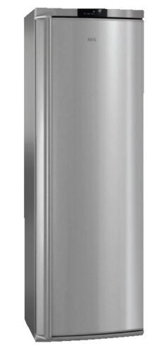 Image of AEG AGE62516NX Inox 7 rekeszes fagyasztószekrény gyorsfagyasztás No Frost 229L A+