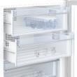 BEKO RCNE-560E40 ZXP Inox alulfagyasztós hűtő NO FROST 356/145L
