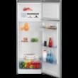 BEKO RDSA-240K30SN Ezüst felülfagyasztós kombinált hűtőszekrény
