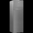 BEKO RDSA-310M30 XBN Ezüst felülfagyasztós kombinált hűtőszekrény