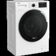 BEKO WUE-8746 N Elöltöltős inverteres csendes mosógép LCD kijelzővel 8kg
