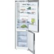 Bosch KGE39VI4A Ezüst alulfagyasztós kombinált hűtőszekrény 249/88L A+++