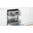 Bosch SMU46KS01E Inox mosogatógép A++ 13 teríték