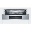 Bosch SMI88TS36E Félig beépíthető mosogatógép  Home Connect 13 teríték A+++