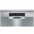 Bosch SMS68MI04E Inox mosogatógép extra szárítással üvegprogrammal 14 teríték A+++