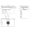 ELICA NIKOLATESLA BL/A/83 Üvegkerámia főzőlap beépített páraelszívóval 83cm A+