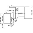 Whirlpool WIP 4O32 PGE Teljesen integrálható 6 érzék mosogatógép 14 teríték A+++