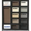 Blanco Elon XL 8 S gránit egymedencés mosogatótálca többféle, választható színben