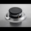 Electrolux KGS6424SX Beépíthető inox 4 zónás gázfőzőlap egykezes szikragyújtással