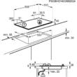 ZANUSSI ZGH66414CA Beépíthető rusztikus gázfőzőlap egykezes szikragyújtással