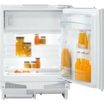 Gorenje RBIU 6092 AW Pult alá beépíthető hűtő fagyasztóval