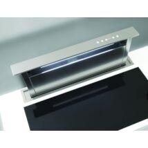 SIRIUS S-DD2 EM INOX LED motor nélküli pultba építhető inox páraelszívó