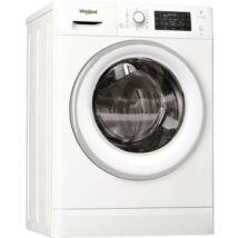 Whirlpool FWSD81283WCV EU keskeny 6 érzék elöltöltős mosógép gőzzel 44cm 8kg A+++