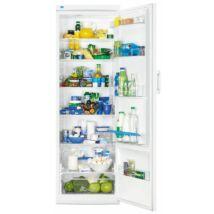 ZANUSSI ZRA40100WA  egyajtós hűtőszekrény fagyasztó nélkül 387L A+ RAKTÁRON