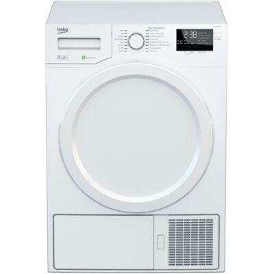 BEKO DPY 7405 XHW3 Fehér hőszivattyús szárítógép 7kg A++