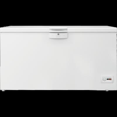 BEKO HSA-37540N Fehér fagyasztóláda 350L