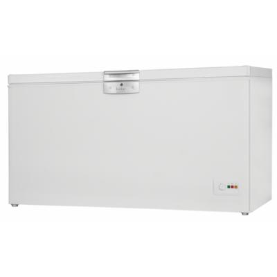 BEKO HSA-37530 Fehér fagyasztóláda 350L A++