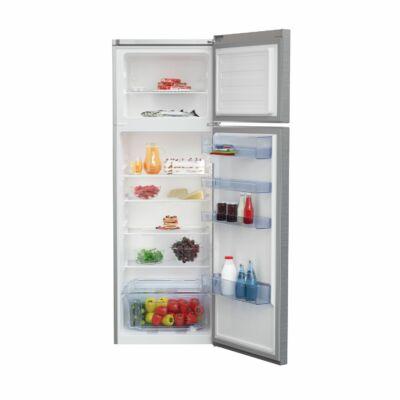 BEKO RDSA-310M30 X Inox felülfagyasztós kombinált hűtőszekrény 237/69L A++