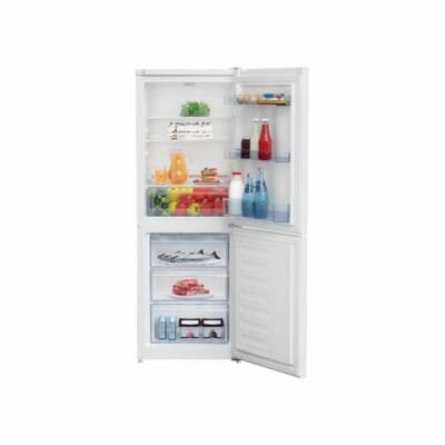 BEKO RCSA-240K20W Fehér alulfagyasztós kombinált hűtőszekrény 142/87L A+