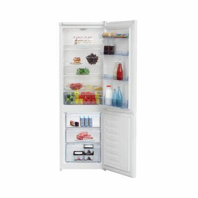 BEKO RCSA-270K20W Fehér alulfagyasztós kombinált hűtőszekrény 175/87L A+