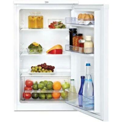 BEKO TS-190020 Fehér egyajtós alacsony hűtőszekrény fagyasztó nélkül  88L A+