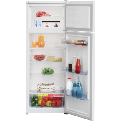 BEKO RDSA-240K30WN Fehér felülfagyasztós kombinált hűtőszekrény 177/46L A++