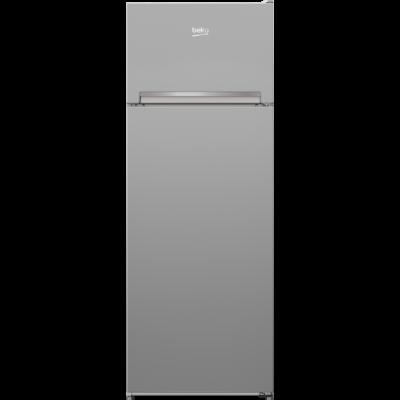 BEKO RDSA-240K30SN ezüst felülfagyasztós kombinált hűtőszekrény 177/46L A++