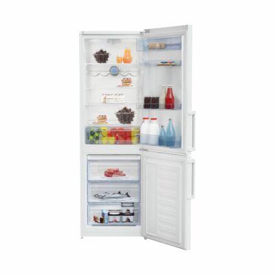 BEKO RCSA-330K21 W FehéraAlulfagyasztós kombinált hűtőszekrény 205/87L A+