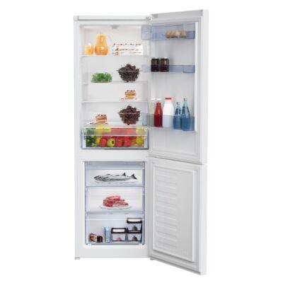 BEKO RCSA 365K20 W Fehér alulfagyasztós kombinált hűtőszekrény 226/113L A+