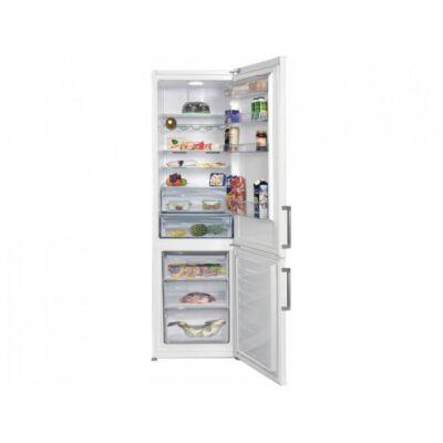 BEKO RCSA 400K31 W Fehér alulfagyasztós antibakteriális hűtőszekrény 267/113L A++
