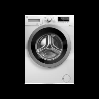 BEKO WTV-6633 B0 Keskeny Elöltöltős fehér mosógép digitális kijelzővel 45cm mély 6kg A++