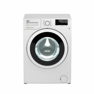 BEKO WMY-81233 LMB3 Elöltöltős fehér mosógép LCD kijelzővel 7kg A+++