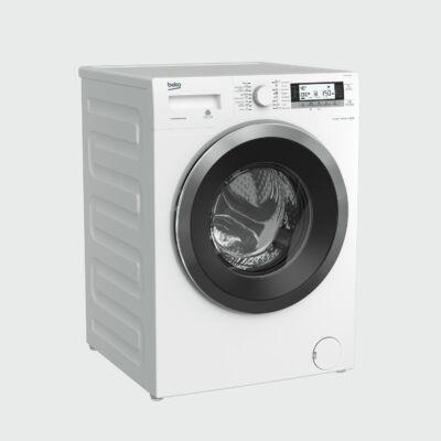 BEKO WTE-11735 XCST Elöltöltős fehér mosógép LCD kijelzővel 63cm mély 11kg A+++-10%