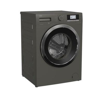 BEKO WTV-8734 XCOM Elöltöltős inverteres mosógép kijelzővel 54cm mély 8kg A+++-10%