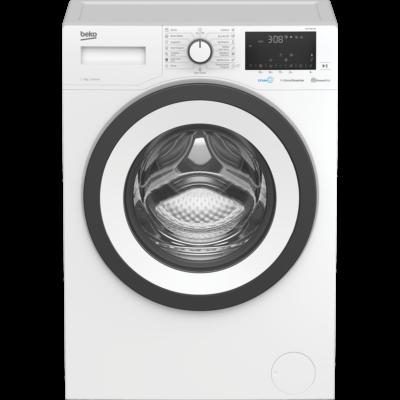 BEKO WUE-7636 X0A Elöltöltős keskeny mosógép LCD kijelzővel 7kg