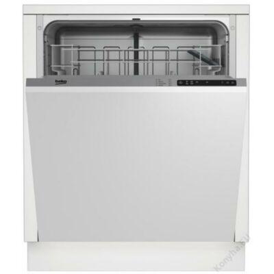 BEKO DIN-28430 Teljesen beépíthető mosogatógép belső kezelőfelülettel 13 teríték A+++