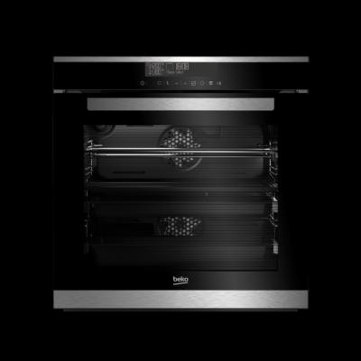 Beko BVR-35500 XMS Beépíthető sütő grill funkcióval