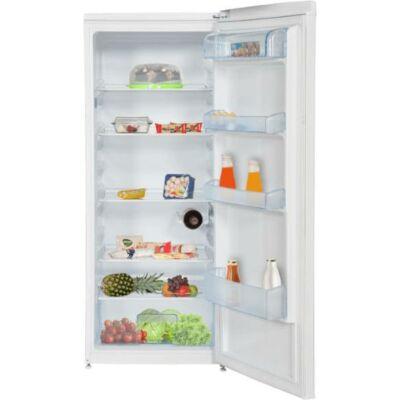 Beko SSA-24020 FehérEgyajtós Hűtőszekrény Fagyasztó nélkül  232L A+