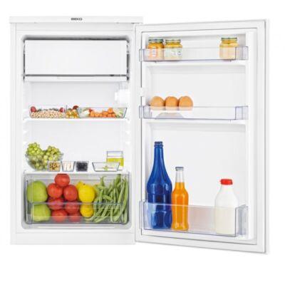 Beko TS-190320 Alacsony egyajtós hűtőszekrény fagyasztóval 86/11L A+