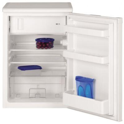 Beko TSE-1262 Fehér egyajtós  hűtőszekrény fagyasztóval 101/13L A+