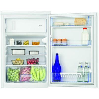 Beko TSE-1283 Fehér egyajtós hűtőszekrény fagyasztóval 101/13L A++