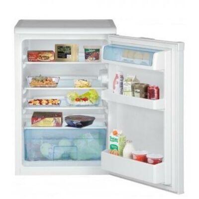 Beko TSE-1422  Fehér egyajtós hűtőszekrény fagyasztó nélkül 130L A+