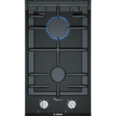 Bosch PRB3A6D70 Fekete üvegkerámia felületű dominó főzőlap kijelzővel 30cm