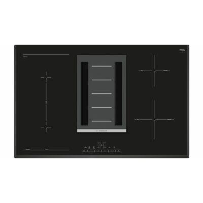 BoschPXE875BB1E Fekete Flexindukciós üvegkerámia főzőlap 80cm széles