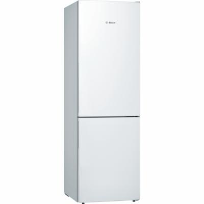 Bosch KGE36AWCA Kombinált hűtő, 186 cm magas, 214+88 l, A+++, fehér