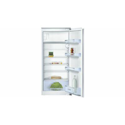 Bosch KIL24V60 beépíthető egyajtós hűtőszekrény fagyasztóval MultiBoxal 183/17L A++